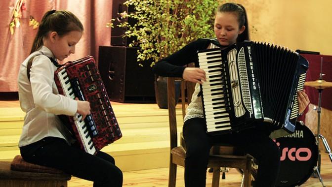 Akordeona mūzikas koncerts – festivāls
