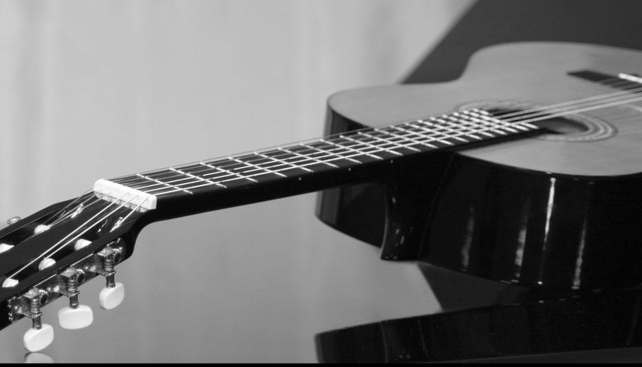 Ģitāras spēlē Valsts konkursa II kārta