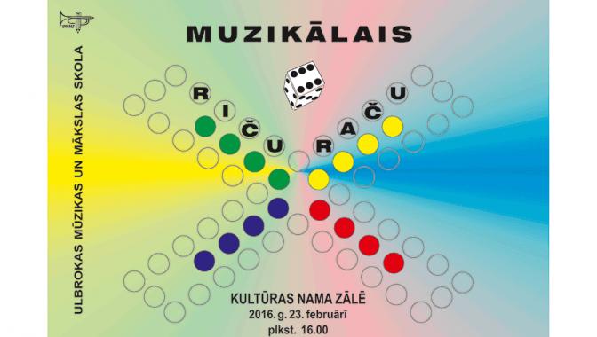 Muzikālais RIČU – RAČU