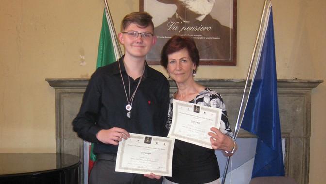 Akordeonistu konkursi Itālijā
