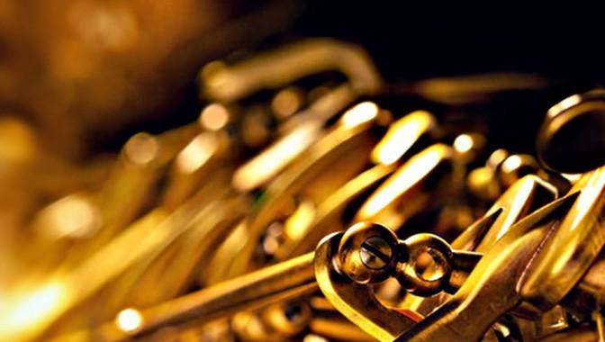 Saksofonista Aigara Raumaņa koncerts