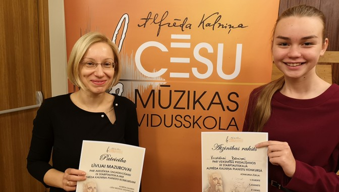 IX Starptautiskais Alfrēda Kalniņa Jauno pianistu konkurss