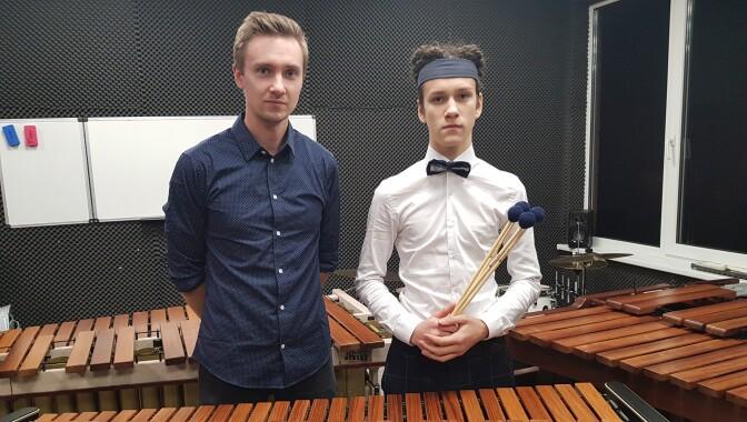 IV Sitaminstrumentu spēles solistu konkurss Amber Percussion